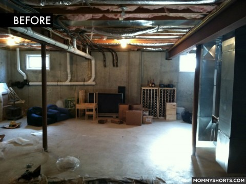 A Kid Friendly Basement Renovation That Will Make Your Jaw Drop
